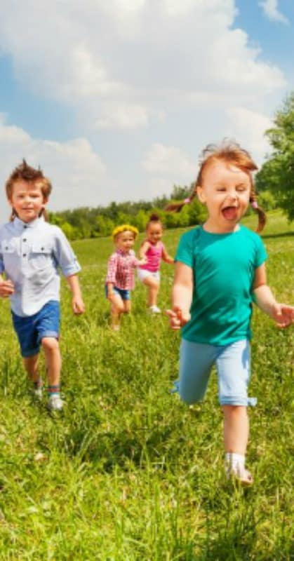 Child Safety Tips for Outdoor Play