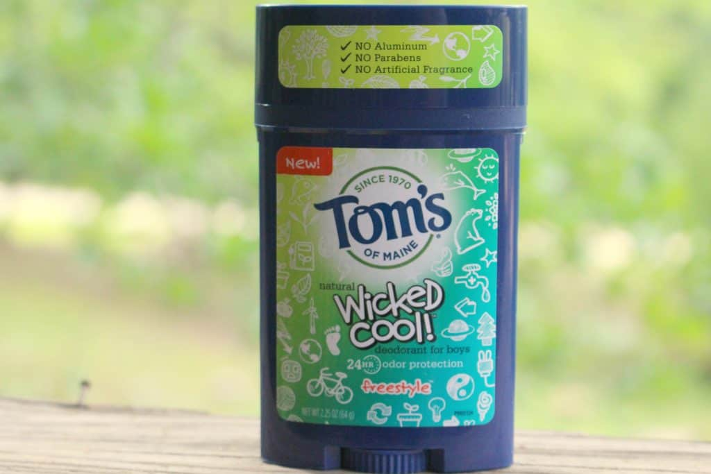 Tom's of Maine Deodorant for Boys
