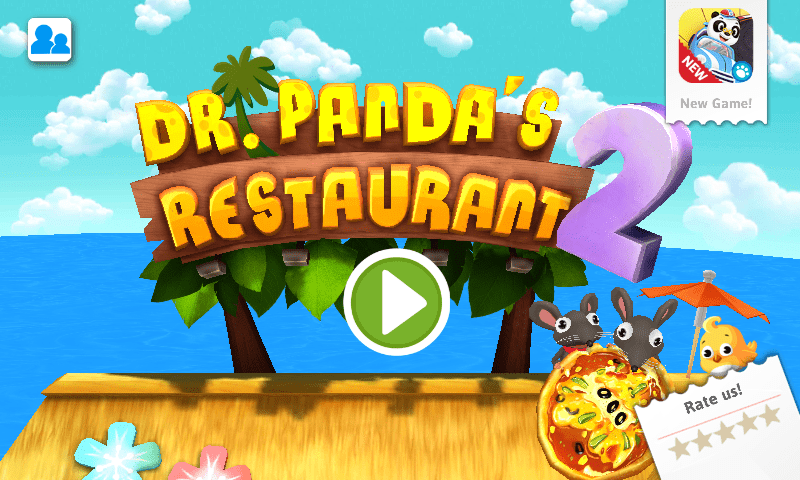 Dr. Panda's Restaurant 2 App for Android