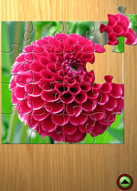 Jig Saw Puzzle App for Android