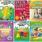 The Best Summer Learning Workbooks