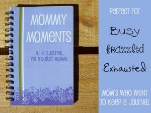 Mom Journal 1