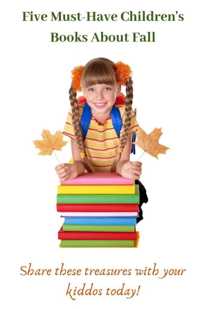 Beautiful Children's Books About Fall