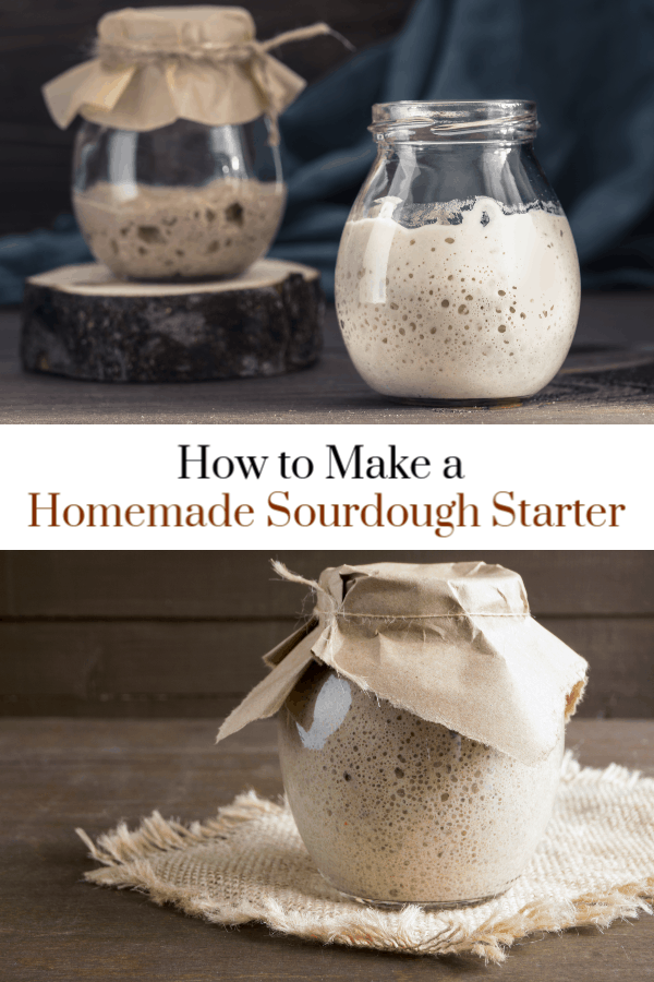 How to Make a Sourdough Starter at Home