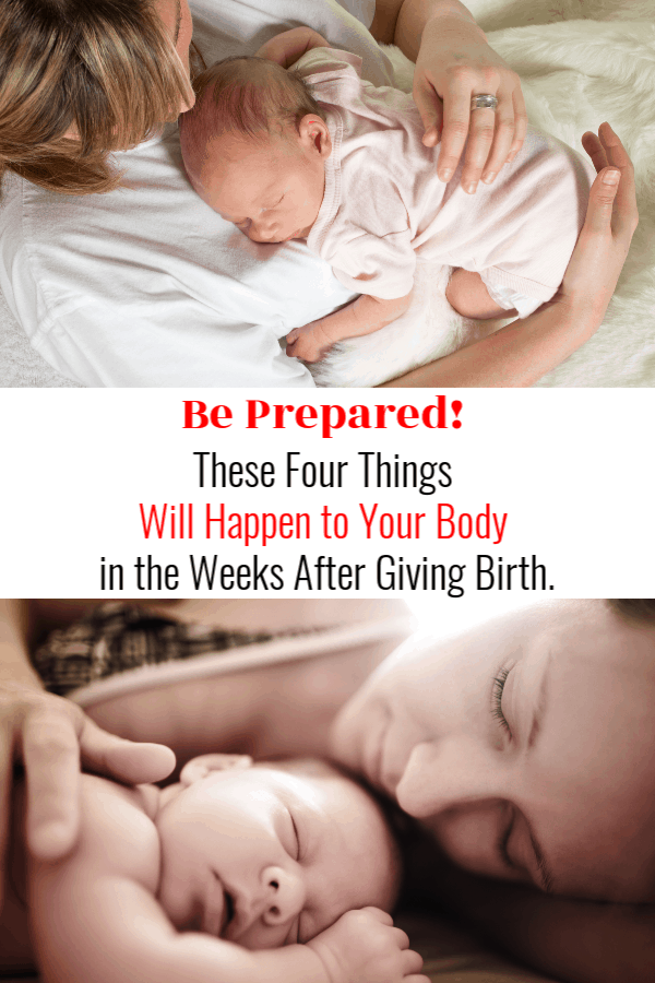 What Happens to Your Body During Postpartum