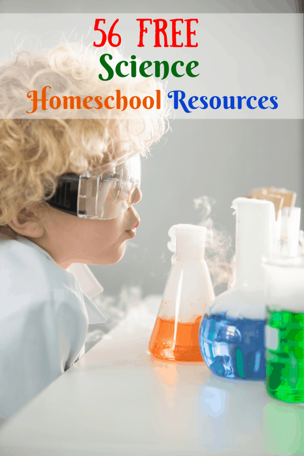 Free Homeschool Science Curriculum