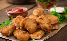 Healthy Chicken Nuggets Recipe