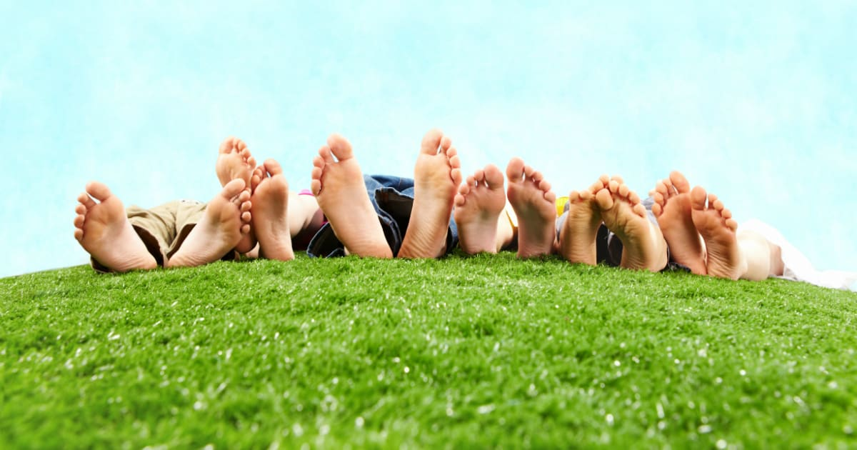 The Benefits of Earthing