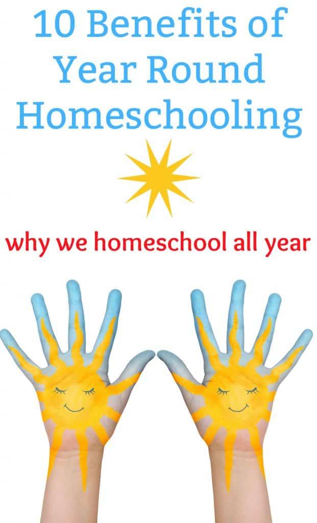 The Benefits of Year Round School