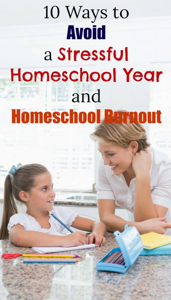 How to Make Homeschooling Easier