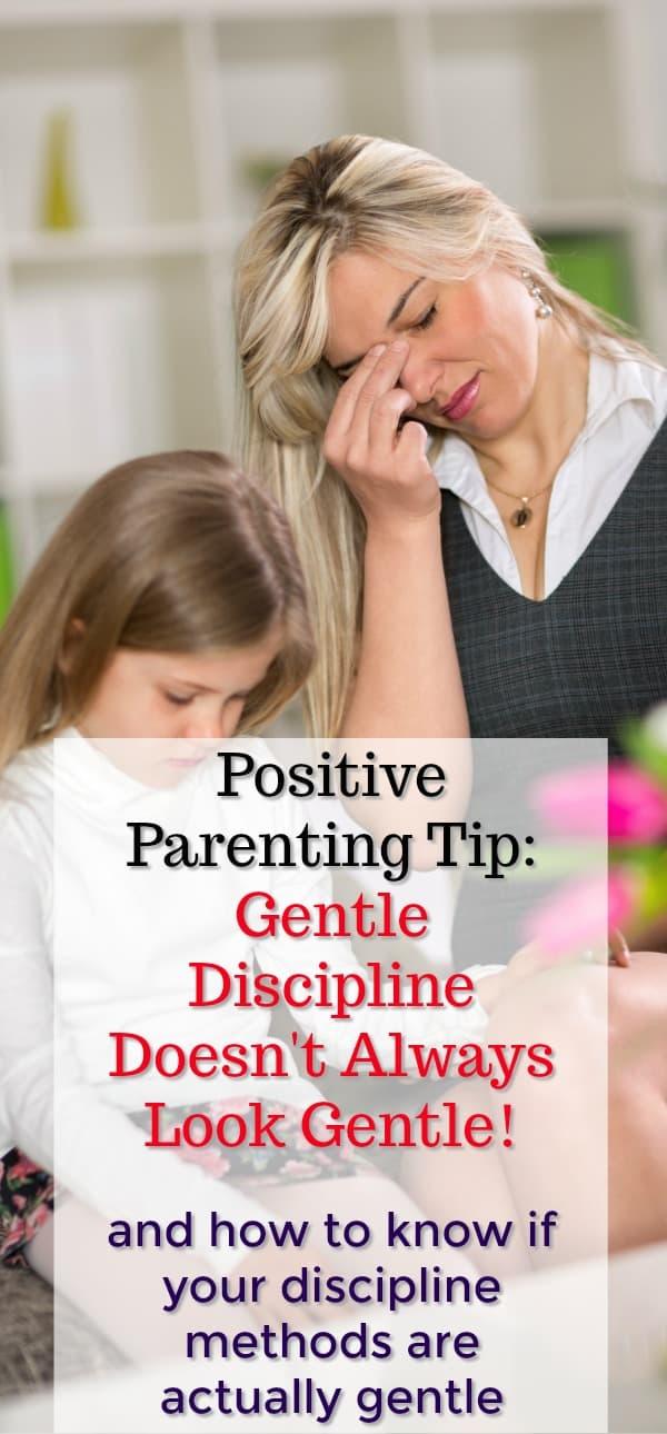 Is Gentle Discipline Permissive