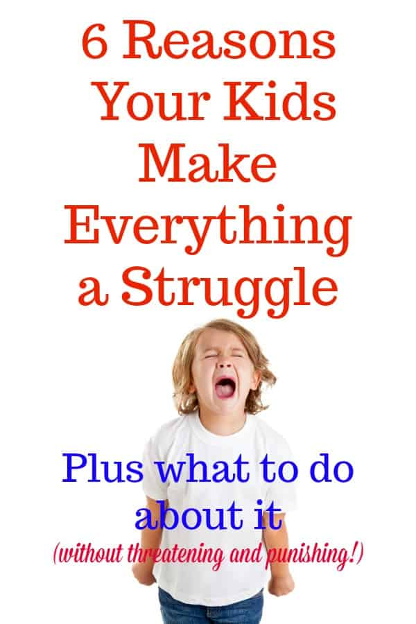 Why Are My Kids Unhappy All The Time