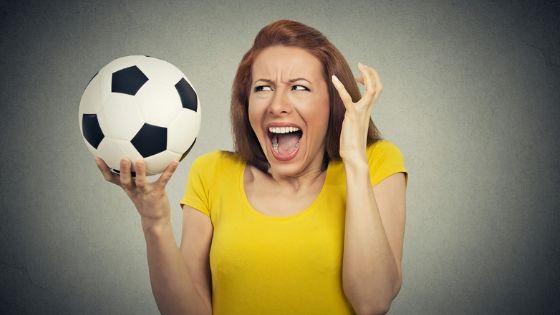 Angry Soccer Mom