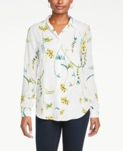 Pretty Fall Tops for Moms