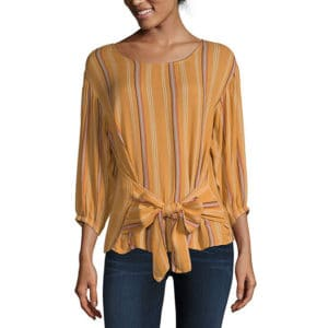 JCPenney Fall Tops