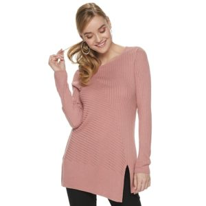 Tunic Sweater to Wear with Leggings