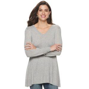 Tunic Sweater for Leggings
