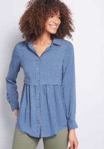 Fall Tunic Top for Women