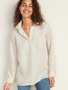 Fashionable Fall Tops for Moms