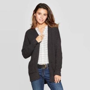 Cold Weather Cardigans