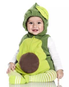 Avocado Costume for Babies