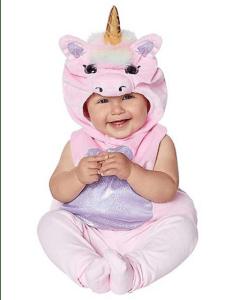 Unicorn Halloween Costume for Babies