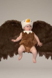 Eagle Halloween Costume for Babies