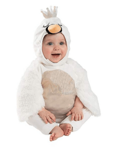 Sweet Swan Costume for Babies