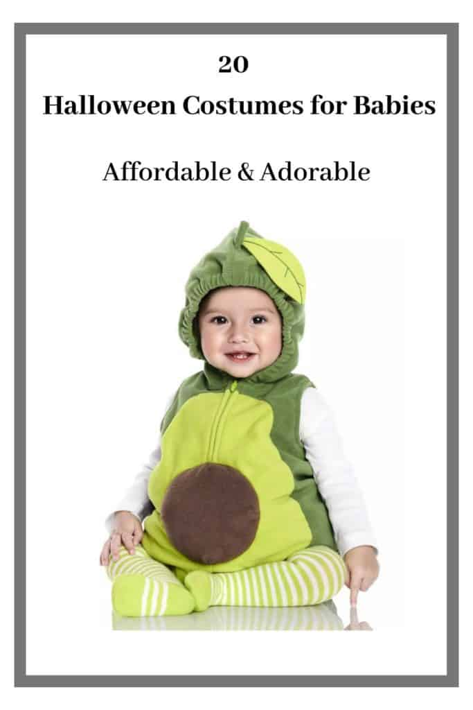 Affordable Halloween Costumes for Babies