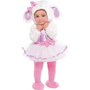 Lamb Costume for Babies