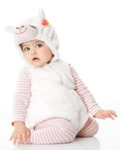 Llama Halloween Costumes for Babies