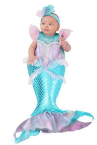 Mermaid Halloween Costume for Babies