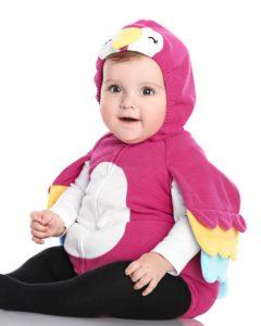Baby Parrot Halloween Costume