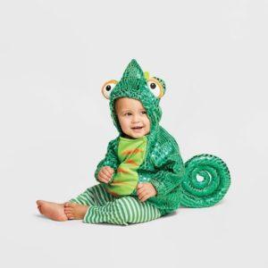 Chameleon Costume for Babies