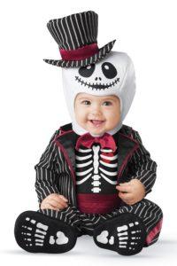 Skeleton Halloween Costume for Baby