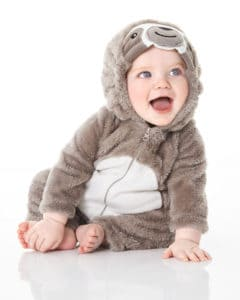 Sloth Halloween Costume for Babies