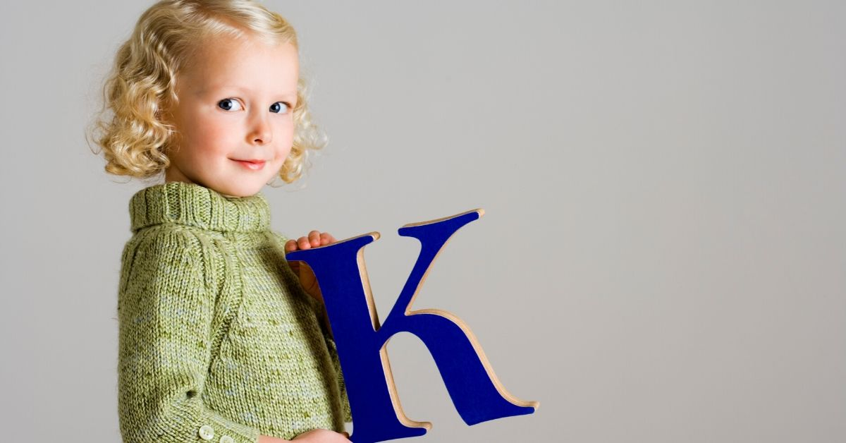 Free Printable Letter K Worksheets