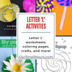 Free Printable Letter L Worksheets