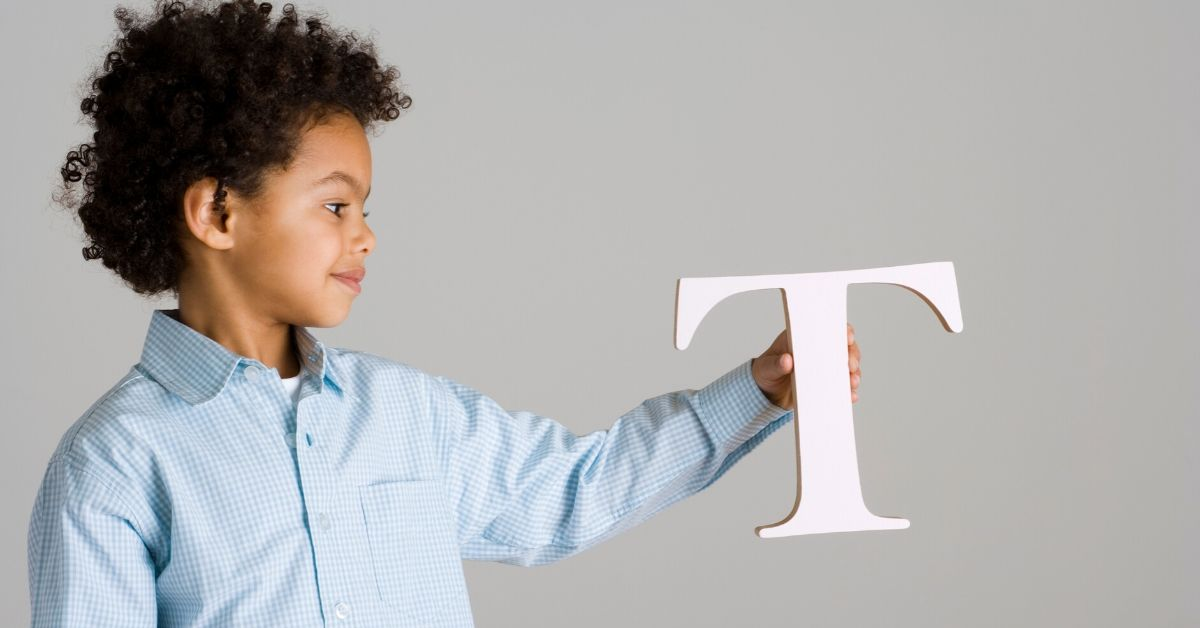 Free Printable Letter T Worksheets