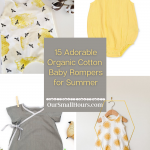Baby Rompers for Summer