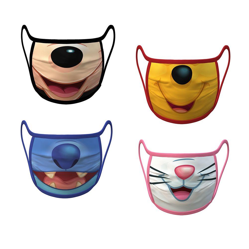 Disney Character Face Masks for Children