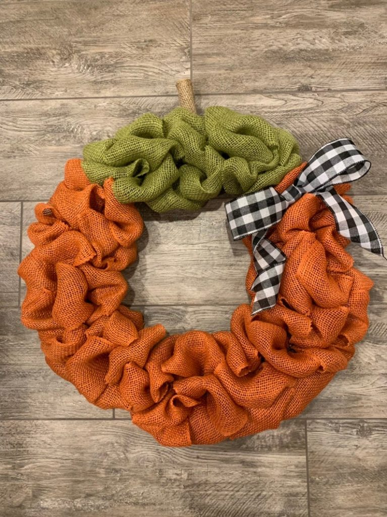 Beautiful Handmade Fall Wreaths Under 50 Handmade Fall Wreaths