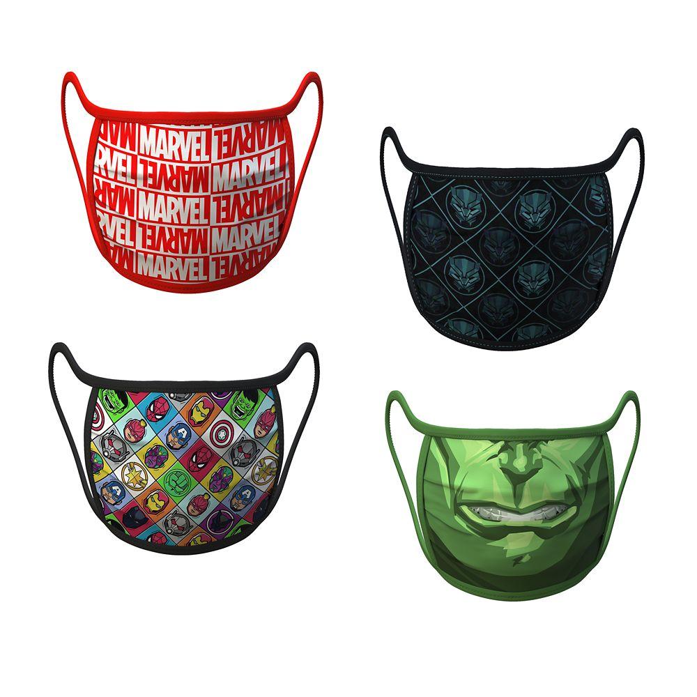 Marvel Themed Face Masks for Kids