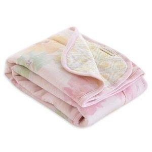 Morning Glory Baby Blanket