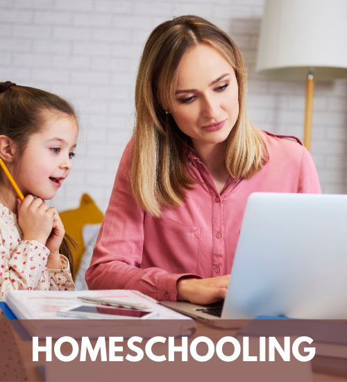 Homeschooling Our Small Hours