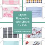 Stylish Face Masks for Kids