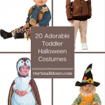 20 Toddler Halloween Costumes for 2020