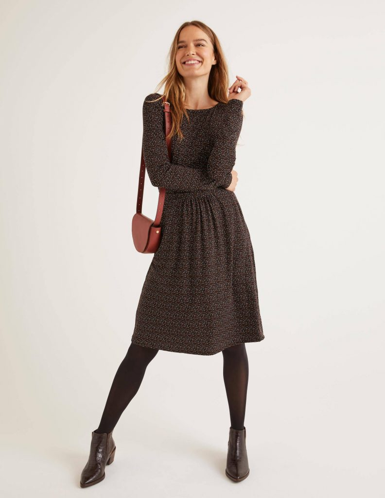 Boden Abigail Jersey Dress