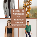 Lovely Fall Cardigans - Fall Fashion 2020