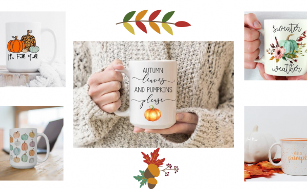 10 Charming Fall Coffee Mugs to Warm Your Mornings